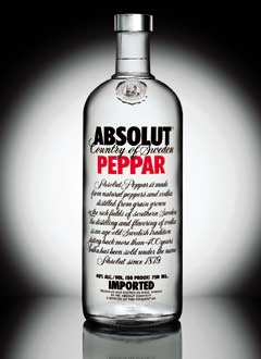 Especial: Absolut Peppar