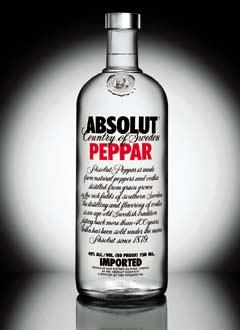 Especial: Absolut Peppar
