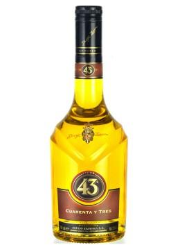 Especial: Licor 43