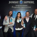 Semifinal del Concurso «Most Imaginative Bartender» de Bombay Sapphire